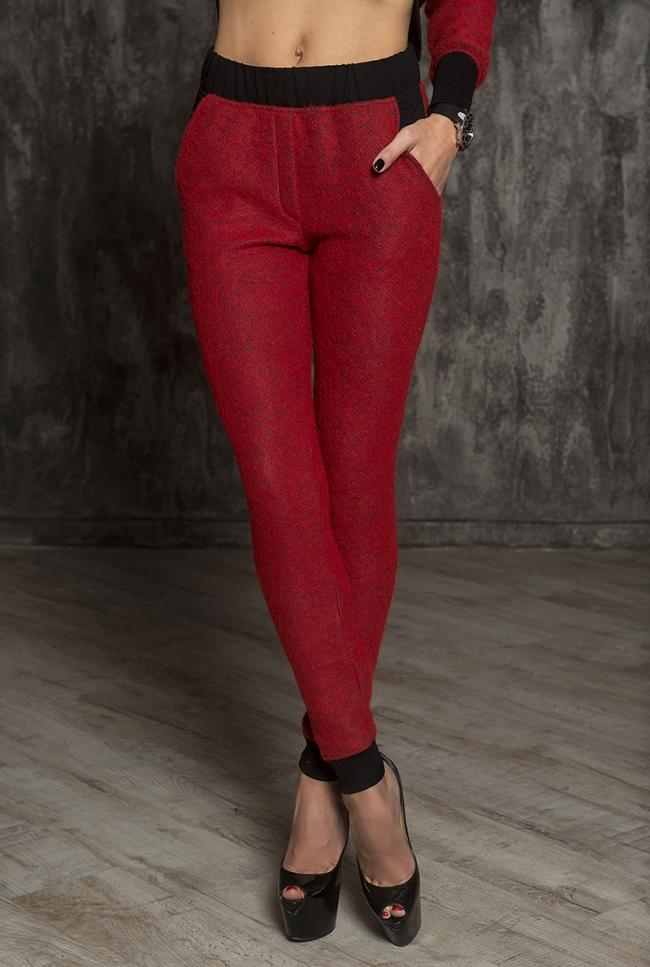 Pants  / Classic Red