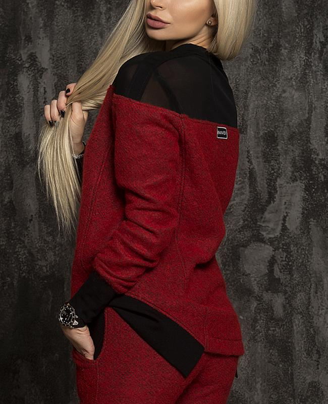 Jacket / Classic Red